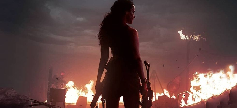 Kangana Ranaut in 'female-led action film' Dhaakad; first poster out!