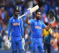 Rohit Sharma record ton, KL Rahul century help India dismantle Sri Lanka in World Cup 2019