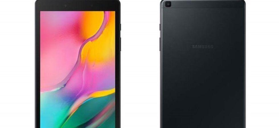 Samsung Galaxy Tab A 8.0 (Photo Credit: Twitter)