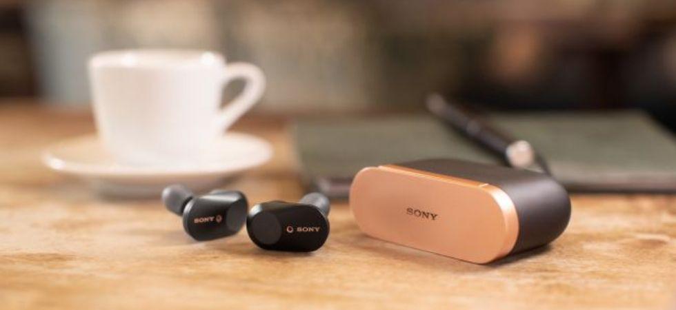 Sony WF-1000XM3 (Photo Credit: Sony)