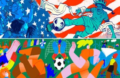 Google dedicates doodle for FIFA Women's World Cup final 2019 - see pics