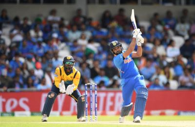 Rohit Sharma credits Yuvraj Singh's advice for record-breaking run in World Cup 2019