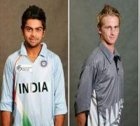 India vs New Zealand World Cup 2019 semi-final: Can Virat Kohli repeat 2008 magic vs Kane Williamson?