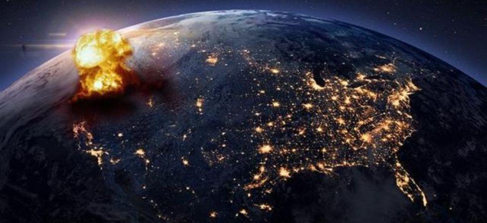 Asteroid 2019 MT2 (Representationa image, Photo Credit: Twitter)