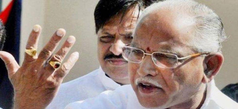 Former Karnataka chief minister and BJP leader BS Yeddyurappa (PTI Photo)