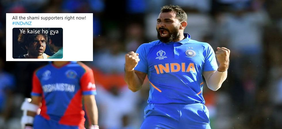 Mohammad Shami scalped 14 wickets in tournament so far (Image Credit: Twitter)