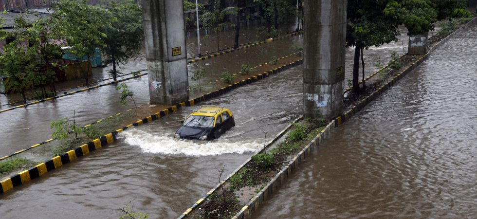 Image result for mumbai rains pti
