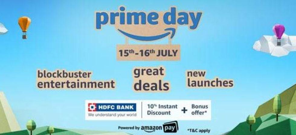 Amazon Prime Day Sale 2019 (Photo Credit: Amazon)