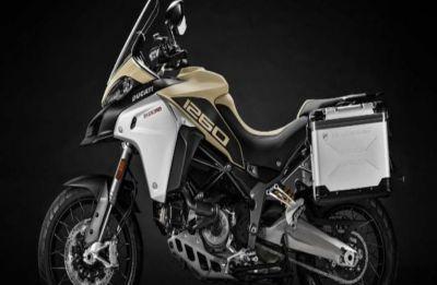 Ducati Multistrada 1260 Enduro launched in India: Specs, prices inside