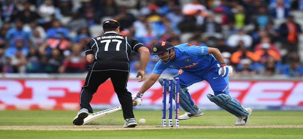 India was knocked out of World Cup 2019 by New Zealand in semi-final (Image Credit: Twitter)