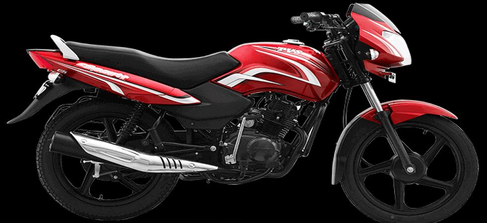 100-cc bike TVS Sport was launched on Wednesday. (File Photo)