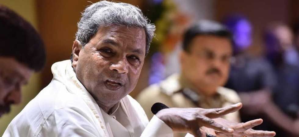 Congress leader and former Karnataka chief minister Siddaramaiah (File Photo)