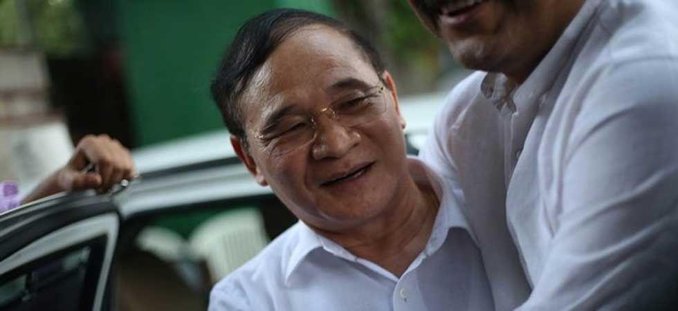 Former Arunachal Pradesh chief minister Nabam Tuki (Photo: Twitter)