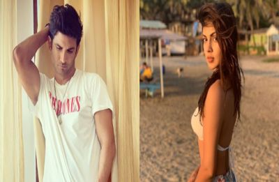 Here's what Sushant Singh Rajput gifted ladylove Rhea Chakraborty on her birthday