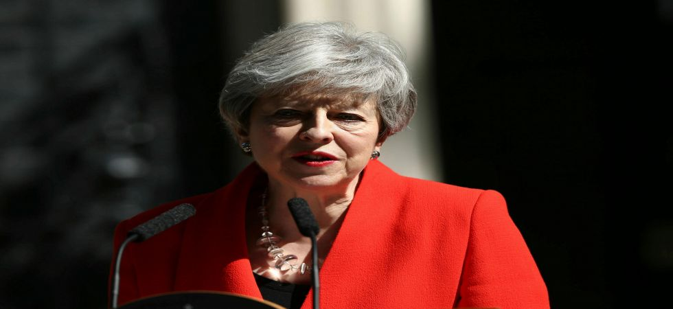 Outgoing British Prime Minister Theresa May (File Photo)