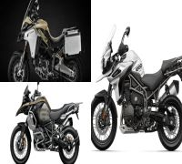 Ducati Multistrada 1260 Enduro Vs BMW R 1250 GS Adventure Vs Triumph Tiger 1200 XCx: Prices, features compared