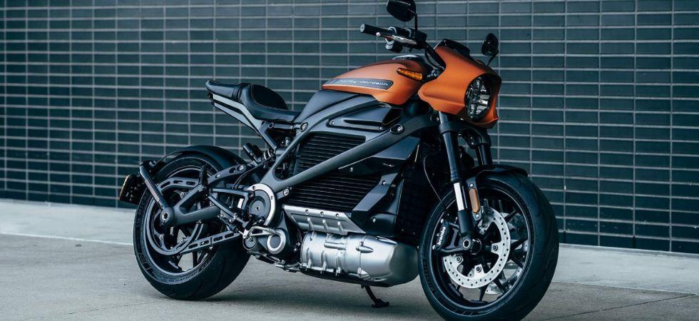 Harley-Davidson LiveWire (Photo Credit: Harley-Davidson)