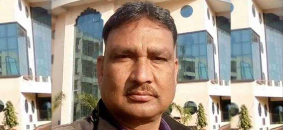 Deceased Rajasthan Police Head Constable Abdul Ghani. (File Photo)