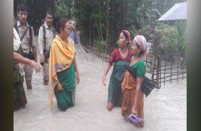 Assam floods: 15 dead, 43 lakh people affected, 90% of Kaziranaga park under water
