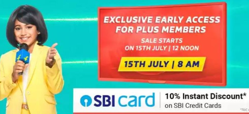 Flipkart Big Shopping Day sale (Photo Credit: Flipkart)