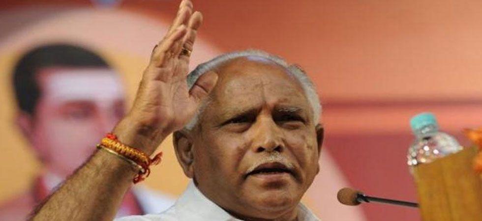 BS Yeddyurappa claimed Kumaraswamy would fail to save the Congress-JDS coalition government. (File Photo: PTI)
