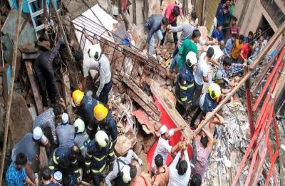 Mumbai building was to be demolished in 2012, government puts blame on private builder