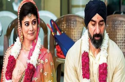 Pooja Batra and Nawab Shah make for a royal couple in THESE wedding pictures