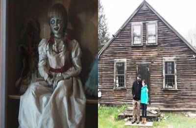 Spook Alert! New owners of real-life 'The Conjuring' house claims mansion is still haunted and will soon open up for tours