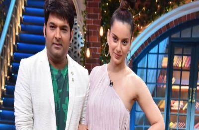 Kangana Ranaut praises Akshay Kumar, Kareena Kapoor, Shah Rukh Khan at The Kapil Sharma show for THIS reason