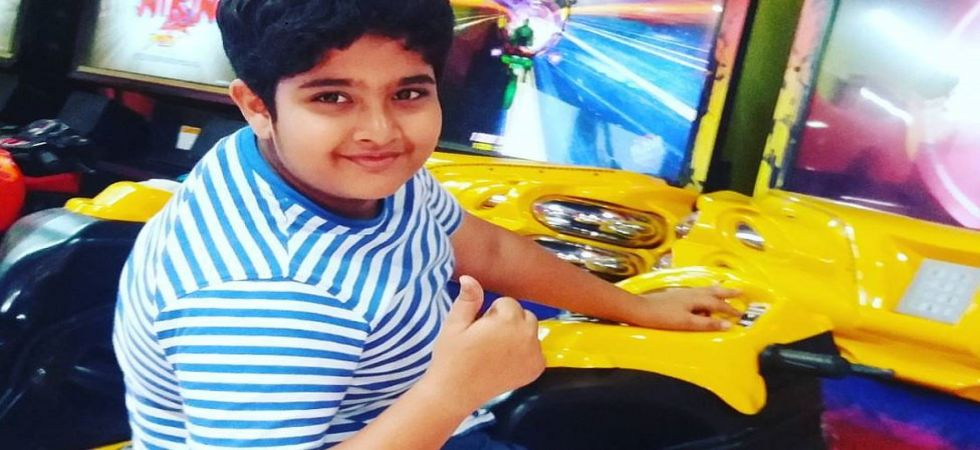 Child artist Shivlekh Singh (File Photo)