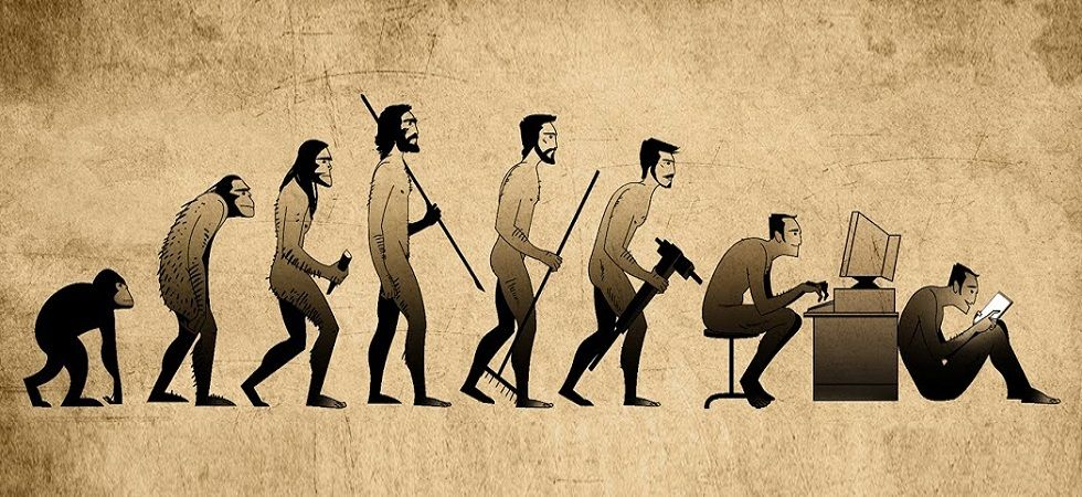 Darwin's theory of evolution (Representational Image)