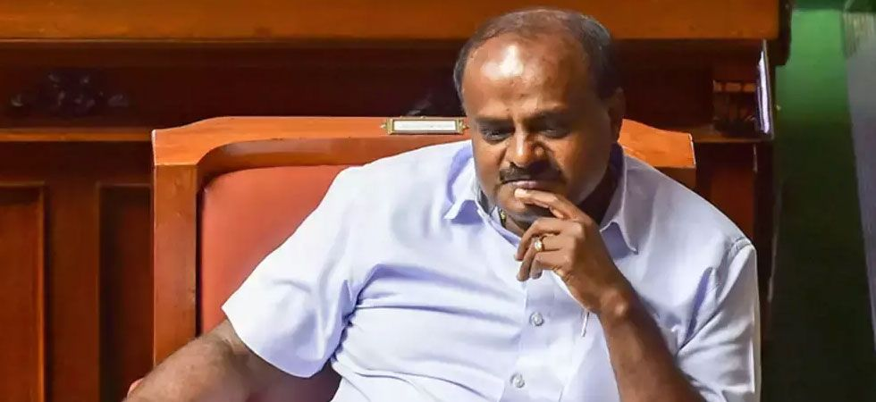 Kumaraswamy asked BJP to have discussion on trust vote. (File Photo)