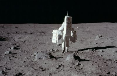 We're going to the Moon, this time to stay: NASA