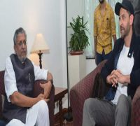 Bihar Deputy CM Sushil Modi defends watching movie amid flood fury in state