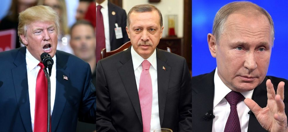 Turkey is a NATO ally, but in the wake of its defence deals with Russia, Washington has decided to exclude Ankara. (File Photo)