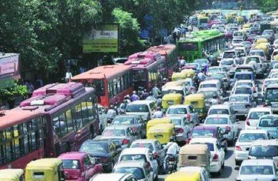 Angry over jam, man thrashes traffic policeman in Delhi's Paharganj