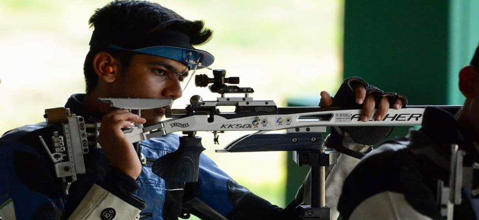 Aishwarya Pratap Singh Tomar aggregated 1171 in the gruelling 120-shot qualification round where a shooter fires 40 shots each in the kneeling, prone and standing positions.
