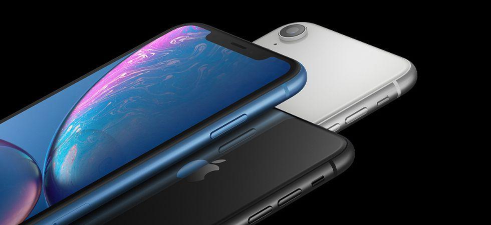 Apple iPhone XR (Photo Credit: Apple)