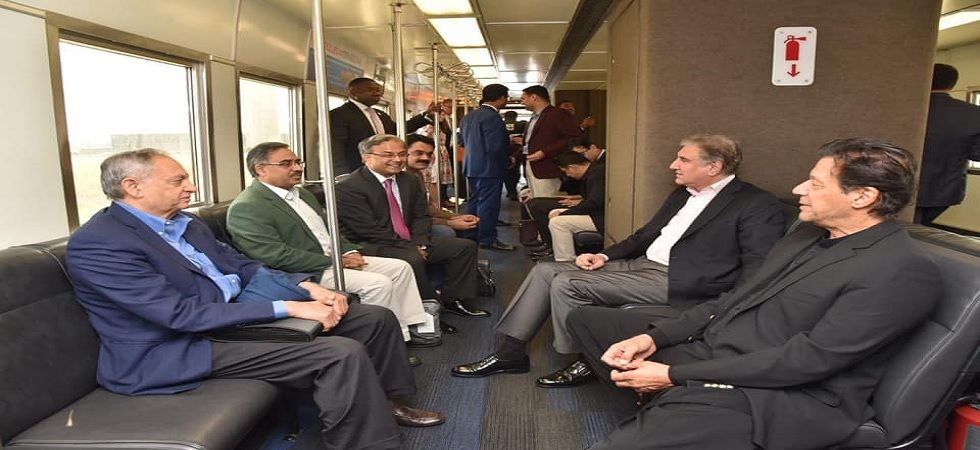 Imran Khan is scheduled to meet IMF acting chief David Lipton and World Bank President David Malpass (Photo: Facebook)
