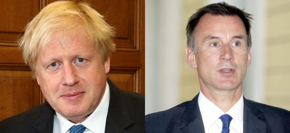 Boris Johnson Vs Jeremy Hunt (Photo Credit: Twitter)