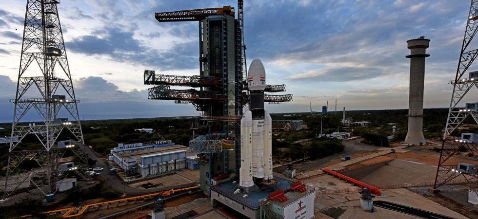 Chandrayaan-2 launch (Photo Source: @isro)