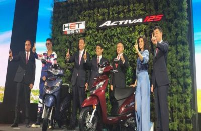 Honda's two-wheeler India sales cross 11 million mark in western part of country