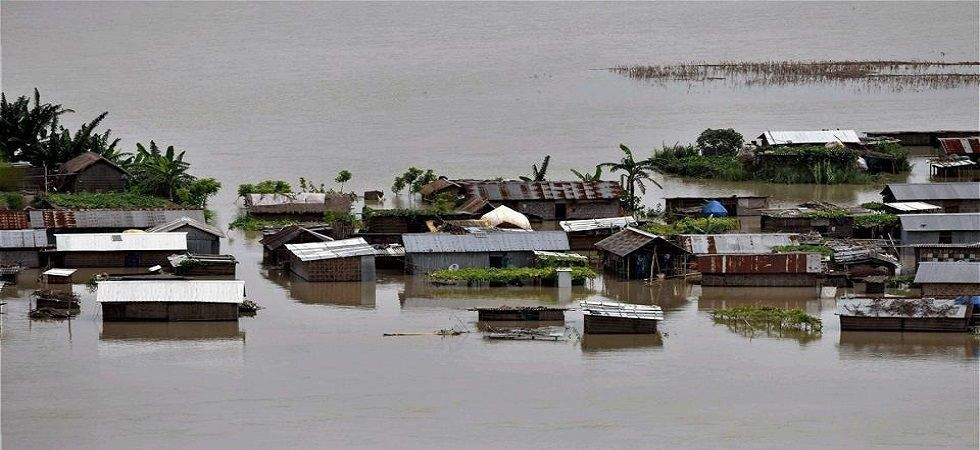 The death toll in Bihar and Assam floods mounted to 198.