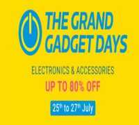 Flipkart Grand Gadget Sale begins: All you need to know about discounts, offers on smartphones, laptops