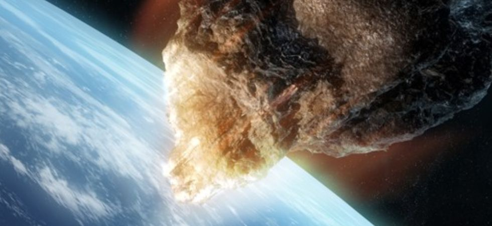 Asteroid (Photo Credit: Twitter)