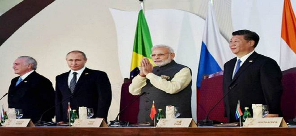 Five nations also reaffirmed their commitment in combating illicit financial flows. (Image: PTI)
