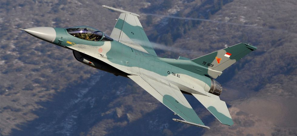 US approves sales to support Pak's F-16 fighter jets
