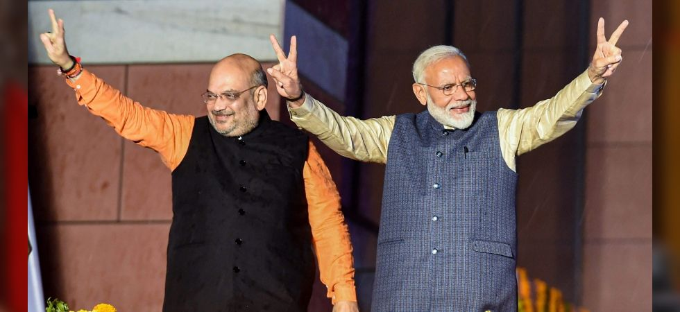 PM Narendra Modi and Amit Shah (File Image)