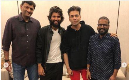 Karan Johar pays MINDBOGGLING sum for Hindi rights of Vijay