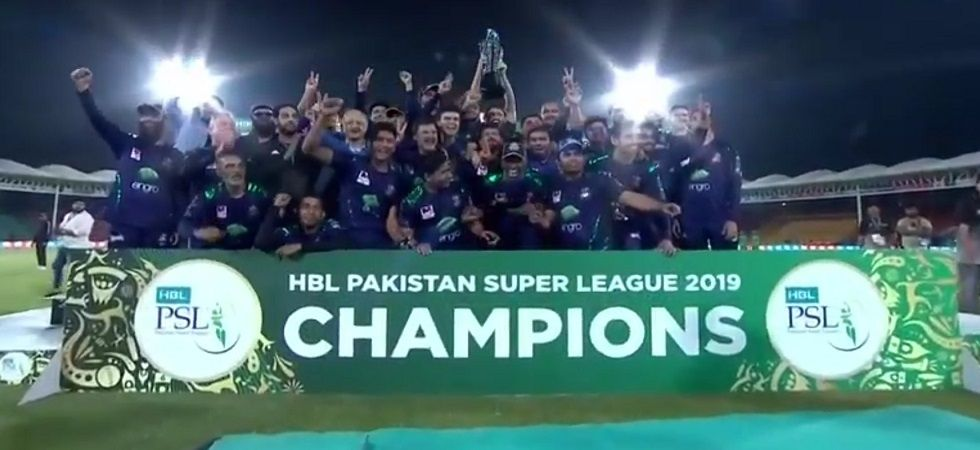 Quetta Gladiators are the reigning Pakistan Super League T20 champions. (Image credit: Twitter)